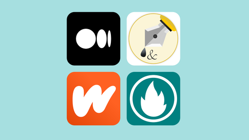 Melhores aplicativos para publicar textos e histórias