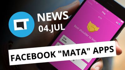 "Facebook ""mata"" 3 apps; Ônibus autônomo do Baidu está pronto e +[CT News]"