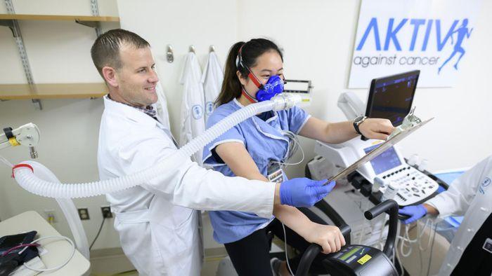 Treinamento de astronautas pode ajudar pacientes com câncer, sugere estudo