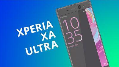 Sony Xperia XA Ultra [Análise]