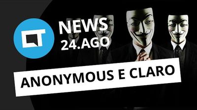 Android O, Anonymous vs Claro, defeito no iPhone 6 e 6 Plus [CT News]