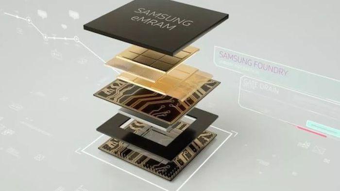 Samsung inicia produção de memória mil vezes mais rápida que eFlash