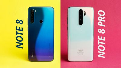 Xiaomi Redmi Note 8 vs Redmi Note 8 Pro [Comparativo]
