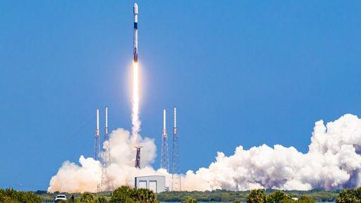 SpaceX lança mais satélites Starlink e chega a 1.400 unidades em órbita