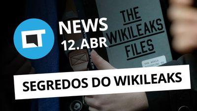 Documentos secretos do WikiLeaks; Assistências devem emprestar celular [CT News]