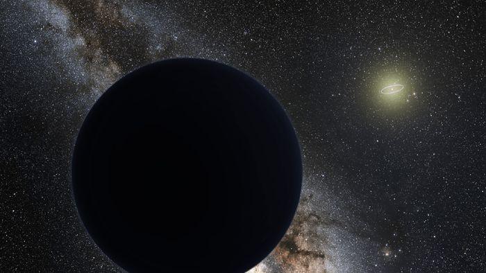 Nova análise reforça a existência do Planeta Nove nos confins do Sistema Solar