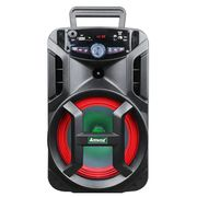 Caixa de Som Amplificada Amvox ACA188 Bluetooth, Rádio FM, USB - 180W. - Compre no ShopFácil.com