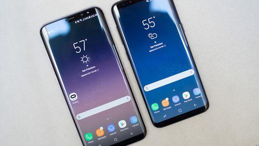 Em menos de um mês, Samsung já vendeu mais de 5 milhões de unidades do Galaxy S8