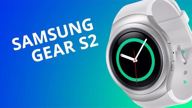 5b537ed6a47 Samsung Gear S2  um smartwatch que