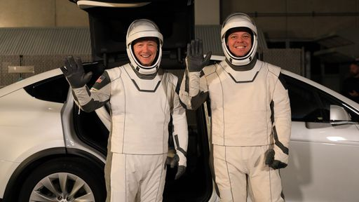 O que você precisa saber sobre o retorno da missão Demo-2, da SpaceX com a NASA