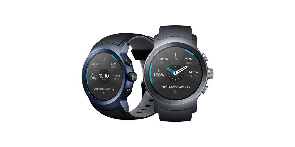 Modelo topo de linha dos smartwatches anunciados pela LG, o Watch Sport é voltado para atletas e praticantes de esportes. Mais do que isso, gadget é o primeiro a vir com Snapdragon Wear 2100 e suporte a 4G LTE