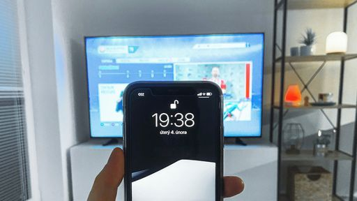 Como espelhar a tela do iPhone na TV