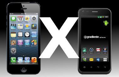 Apple vs. Gradiente