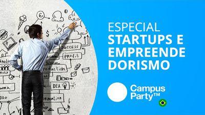 Foco em startups e empreendedorismo [Especial | Campus Party 2014]