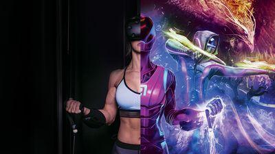 Academia inova e promete exercícios interativos em realidade virtual