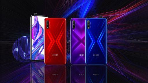 Honor anuncia seus primeiros smartphones com câmeras selfie pop-up