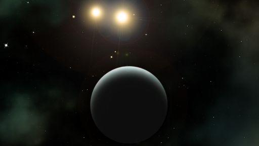 Exoplaneta mais massivo já encontrado orbita sistema binário com bilhões de anos