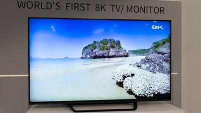 Tudo o que você queria saber sobre as TVs 8K, mas tinha vergonha de perguntar