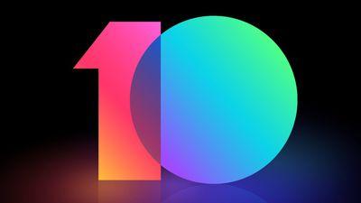 Xiaomi anuncia o calendário de distribuição global do MIUI 10 Beta