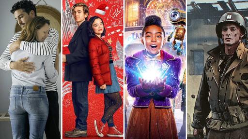 Lançamentos da Netflix na semana (13/11/2020)