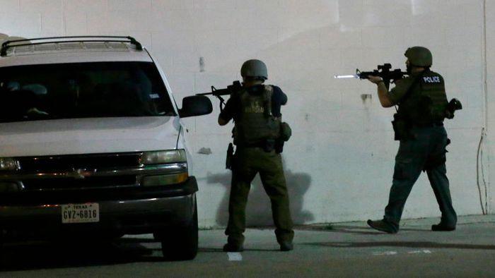 Polícia usa robô para matar franco-atirador nos EUA