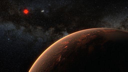 Descoberto exoplaneta capaz de ter água, gravidade e atmosfera como a terrestre