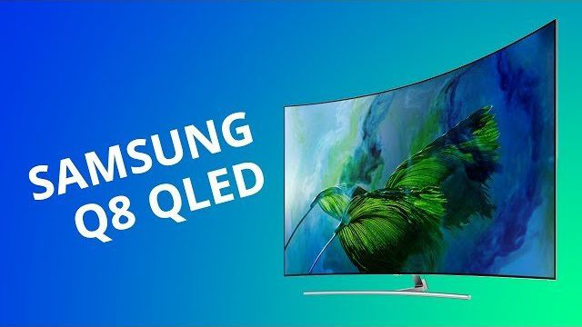 TV Samsung Q8 QLED [Análise / Review] - Vídeos - Canaltech