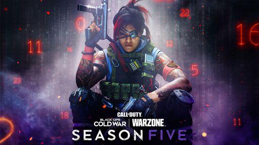 Call of Duty | As novidades da temporada 5 de Warzone e Black Ops Cold War