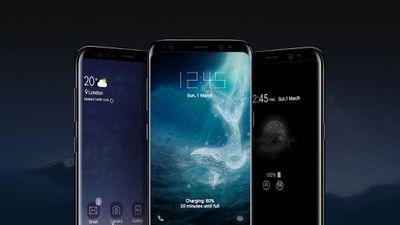 Novas imagens podem confirmar o design dos novos Samsung Galaxy S9 e S9 Plus