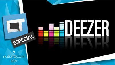 Deezer e o streaming de música no Brasil [Futurecom 2014]