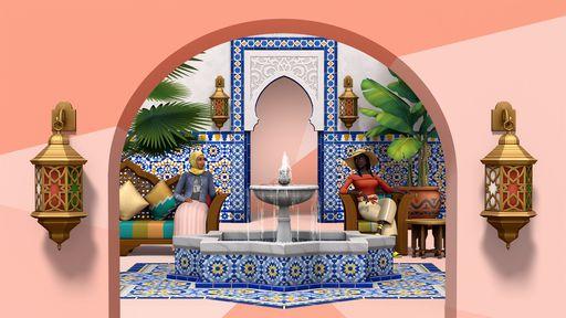 Review | The Sims 4 Oásis no Quintal leva a estética dos objetos a outro nível