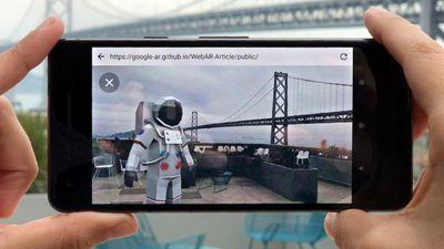 Google vai usar realidade aumentada no Chrome