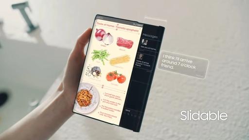 Samsung pode lançar novo Galaxy Z Fold com tela dobrável e rolável
