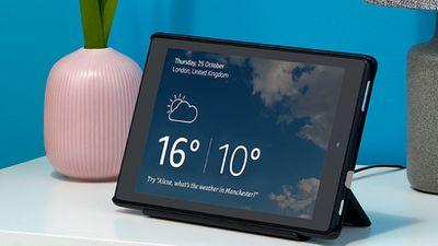 """Amazon lança versão atualizada do tablet Fire HD 8 com nova função """"mãos livres"""""""