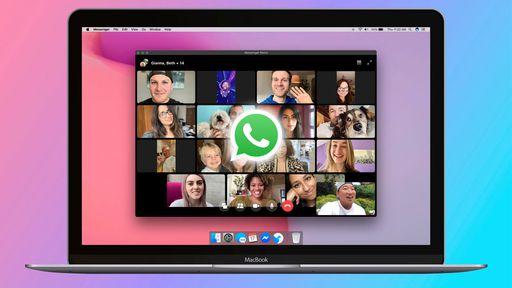 Como alterar a webcam e o microfone padrão do WhatsApp no Mac