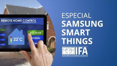 Smart Things: a proposta da Samsung para as casas inteligentes [Especial | IFA 2015]