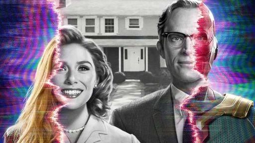 WandaVision | Trailer mostra personagens Marvel vivendo uma ilusão suburbana