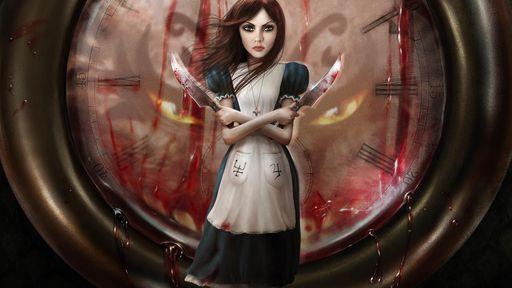 """Análise do Jogo: """"Alice Madness Returns"""""""