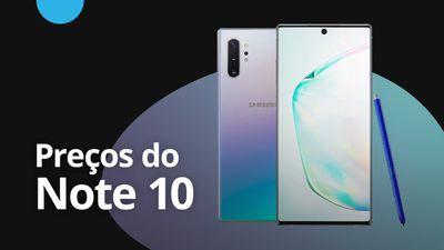Samsung anuncia chegada e preços dos Galaxy Note 10 no Brasil [CT News]