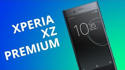 98a1077f2fa Sony Xperia XZ Premium  Análise   Review  - Vídeos - Canaltech