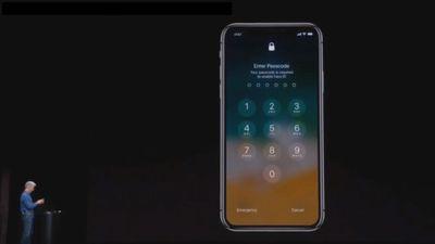 Apple explica a falha no reconhecimento facial do iPhone X em demonstração