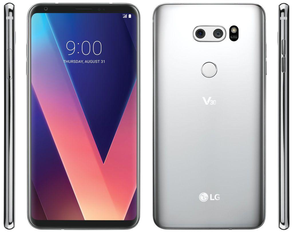 Nova imagem do LG V30 confirma praticamente todos os rumores divulgados até aqui e liquida todas as dúvidas sobre como ele realmente será