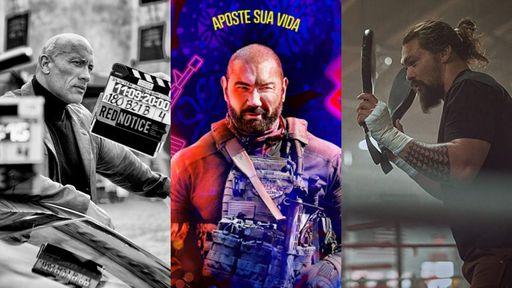6 filmes de ação que chegam à Netflix ainda em 2021