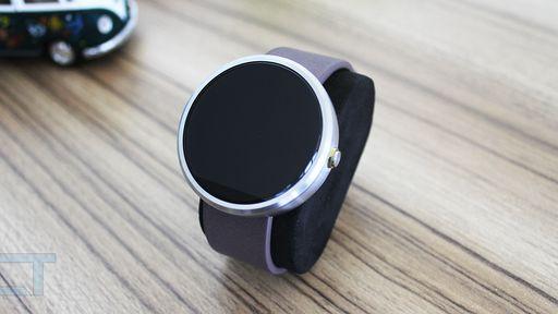 Motorola prepara relógio inteligente com preço acessível