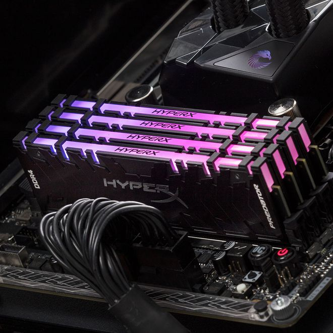 Recorde mundial de DDR4 foi quebrado pela MSI usando memórias HyperX Predator, que chegaram a operar a 5608 MHz