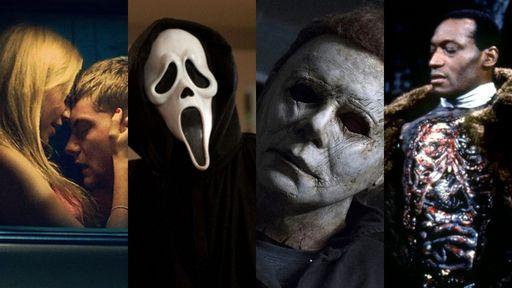 Os 10 melhores filmes de terror slasher de todos os tempos