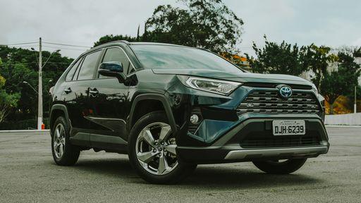 Toyota deve lançar seu primeiro SUV elétrico em 2021