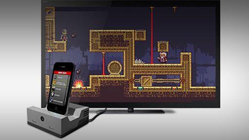 Estúdio cria acessório para jogar games retrô com controles no iPhone