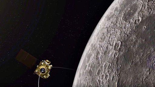 Confirmado: Índia lançará sua segunda missão à Lua no dia 14 de julho