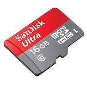 Cartão de Memória SanDisk Micro SD 16GB